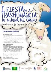 I Fiesta de la Trashumancia en Medina del Campo