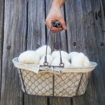 Let´s wool!