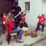 El proceso de la lana en Guadalaviar