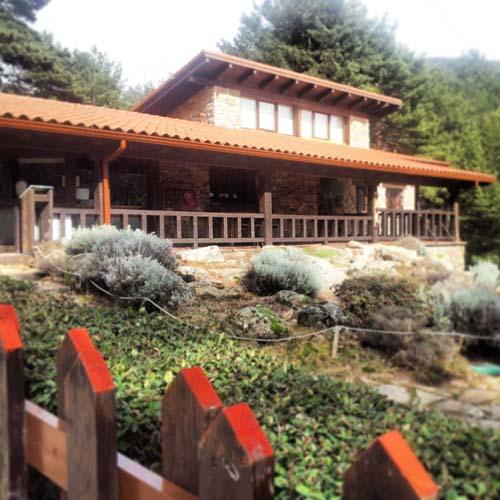 Centro de Visitantes del Parque Nacional
