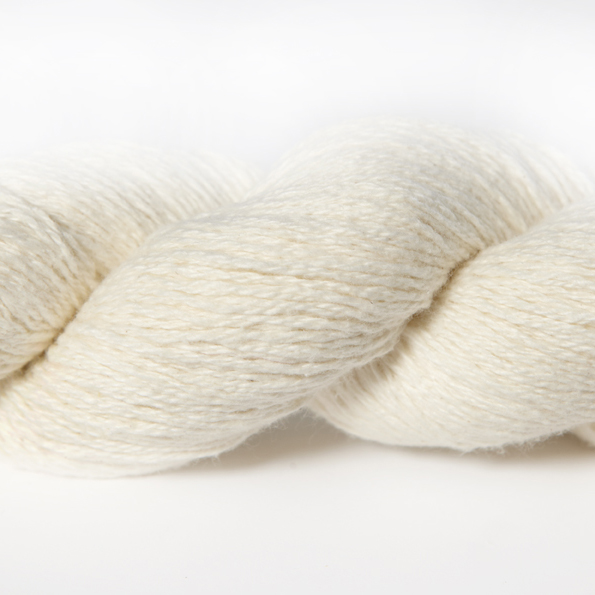 Natural White Pakucho Yarn Organic Cotton