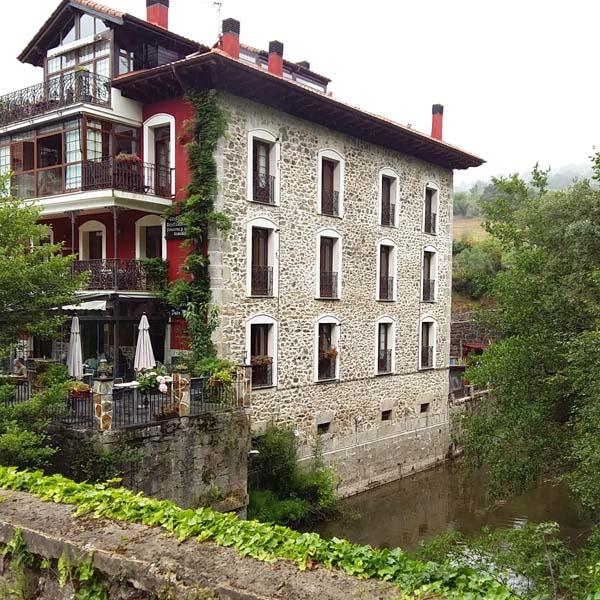 La casa del río