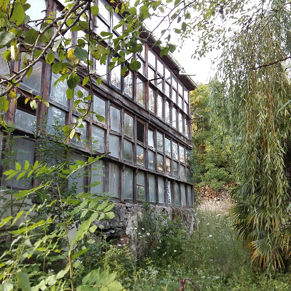 Rincones abandonados en el Valle de Soba