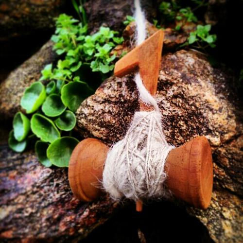 Txoatile,el huso de hilar vasco