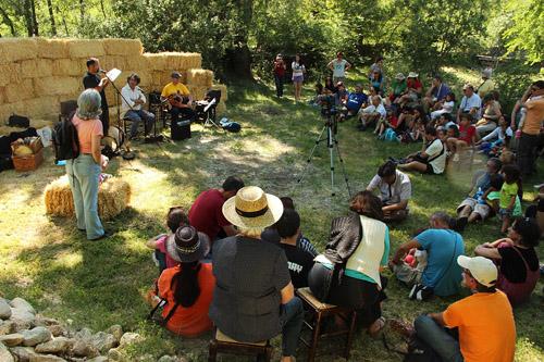 Música tradicional al son de la lana