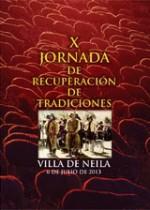 X Jornada de Tradiciones de Neila