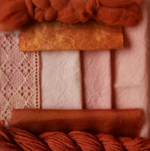 Las fibras y la rubia