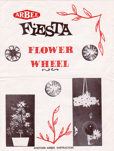 Fiesta Flower Wheel