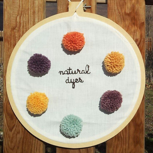 Natural colours for kids