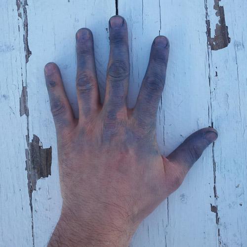 indigo hand