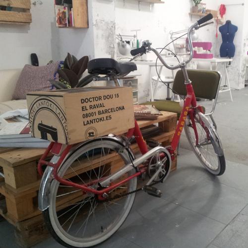Lantoki´s bike
