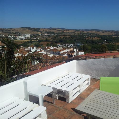 terraza Chill del Anón