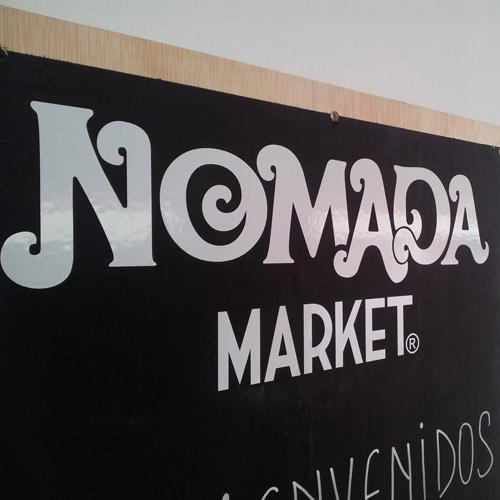 Bienvenidos al Nómada Market