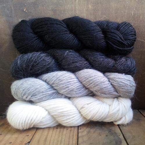 Hilados de alpaca - Alpaca Yarn