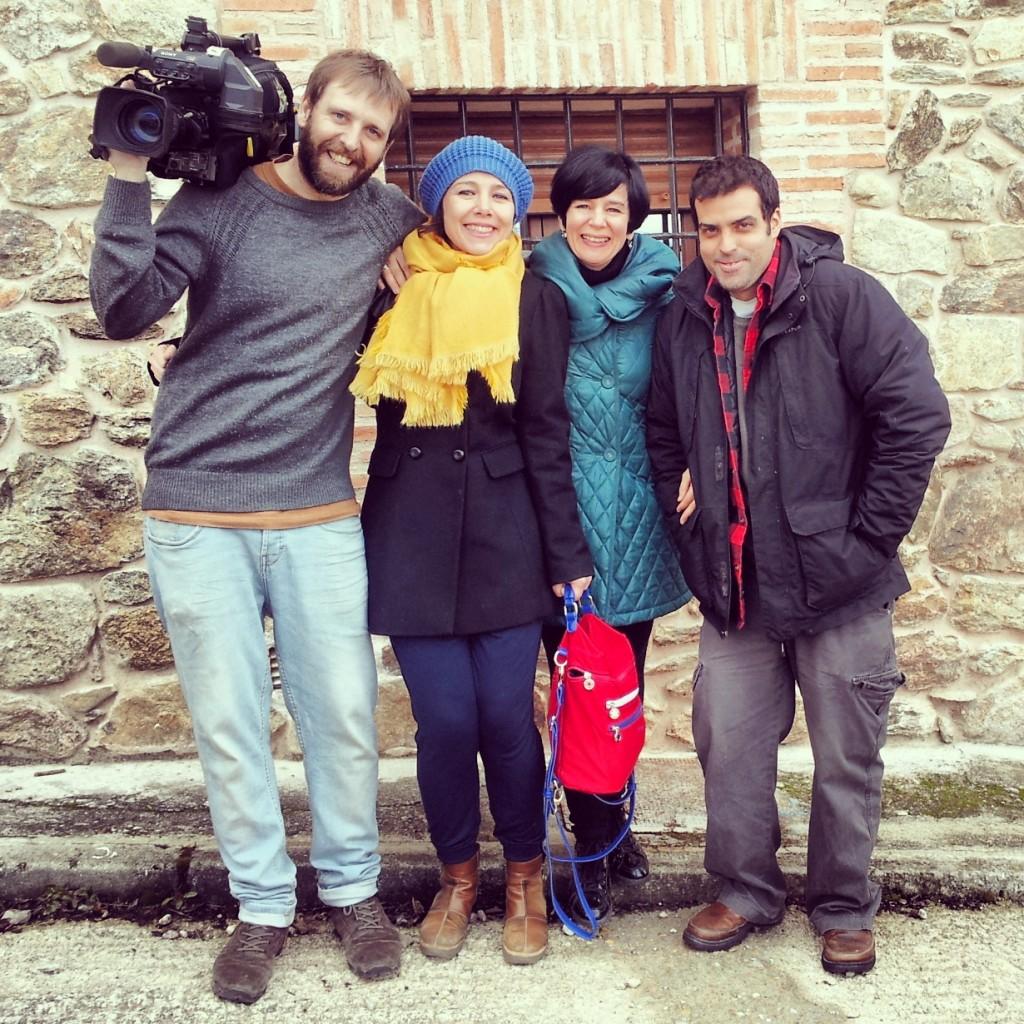 Tintes Naturales en Hazte Eco Antena 3 Mundo Lanar