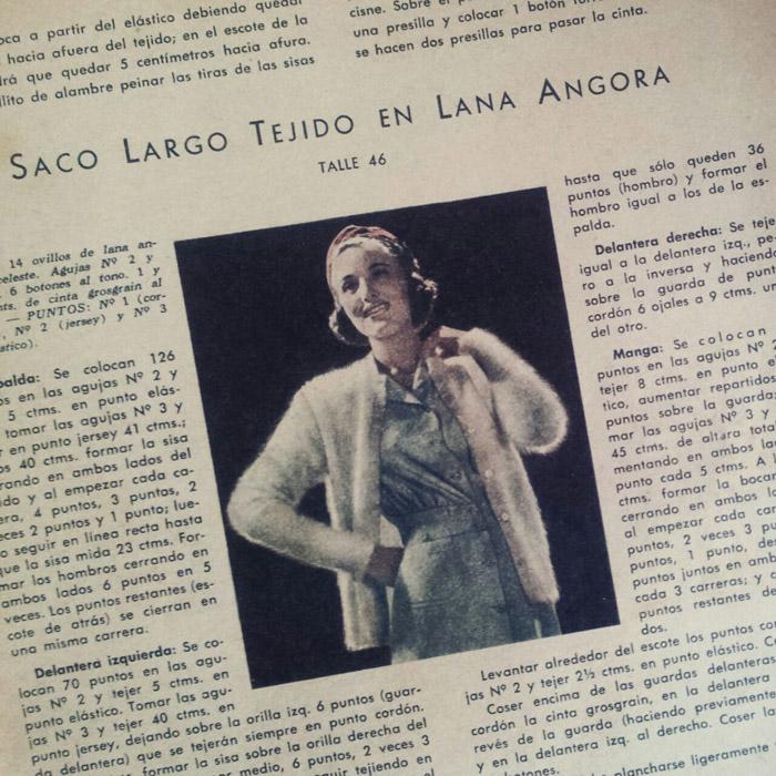 Tutoriales El Arte de Tejer Lana Angora
