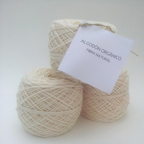 algodón orgánico GOTS
