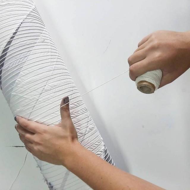 Slow Design Shibori con Índigo_Arashi__The Dyer's House_Escuela de Fibras & Tintes Naturales